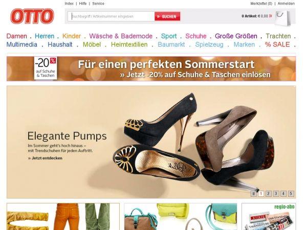 Ottoversandat Online Shopping In österreich